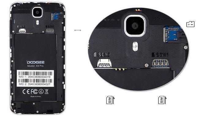 Обзор Doogee X9 Pro: бюджетный смартфон до 100$