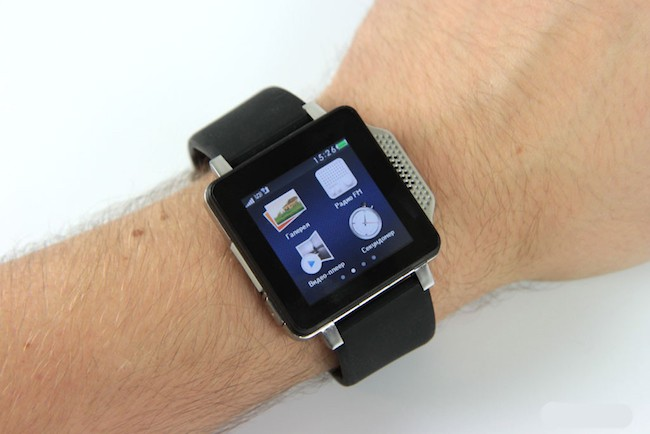 Часы-телефон Explay N1 – обзор функционала
