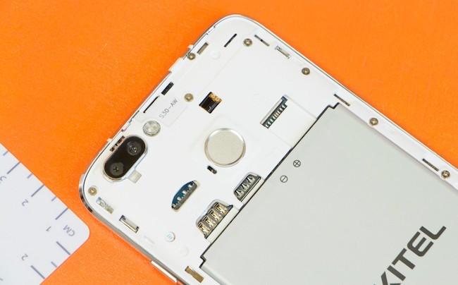 Oukitel U22 - сверхбюджетный китайский смартфон с 4-мя камерами