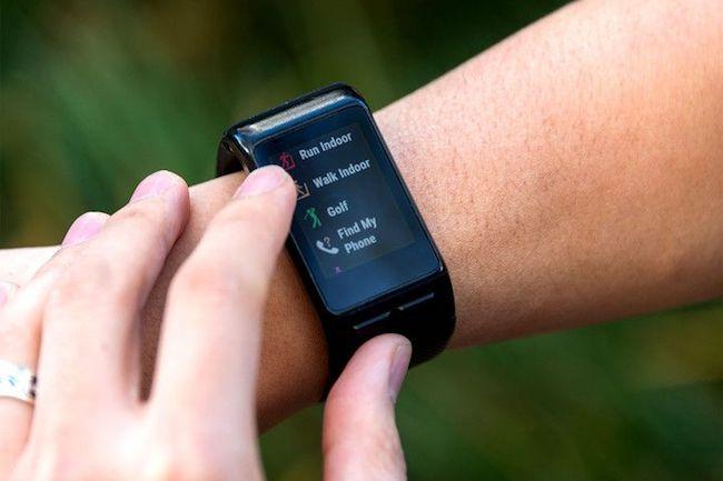 Обзор Garmin Vivoactive HR – гибрид фитнес-браслета и умных часов