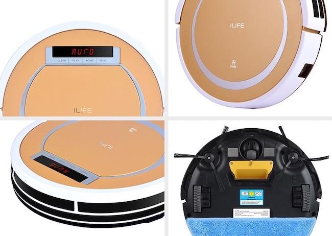Робот-пылесос iLife от Chuwi - обзор функционала, плюсы и минусы моделей