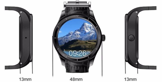 Обзор Finow Q3 Plus - мужские смарт часы на Андроид