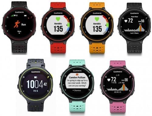 Garmin Forerunner 235 - Обзор умных спортивных часов с GPS