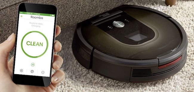Обзор Робота пылесоса iRobot Roomba 980 и сравнение с Roomba 880