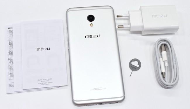 Обзор смартфона Meizu MX6 (M685H)