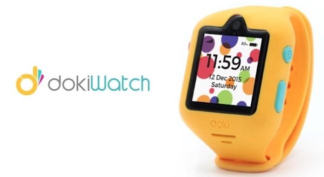 Обзор и сравнение DokiWatch и DokiWatch S - детские смарт часы с видеосвязью