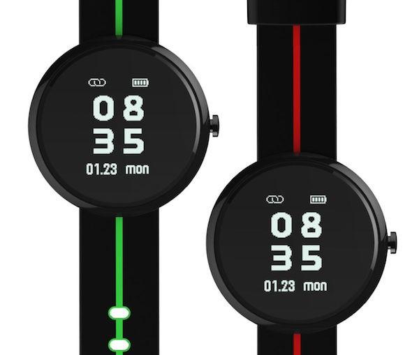 Обзор Herzband Elegance S - фитнес трекер с тонометром