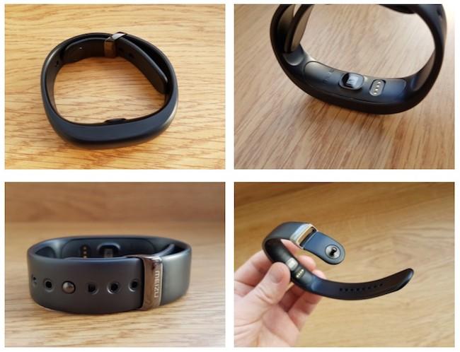 Meizu Band H1 - Умный браслет для спорта