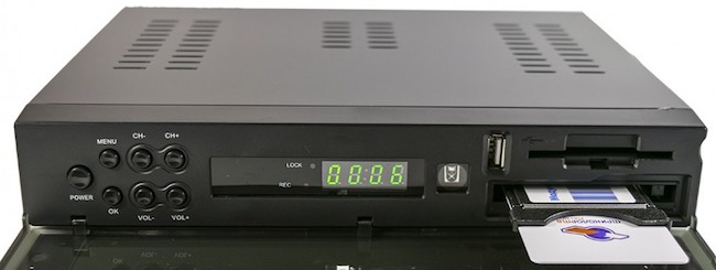 Ресивер Openbox S3 CI HD - обзор модели, подключение и настройка