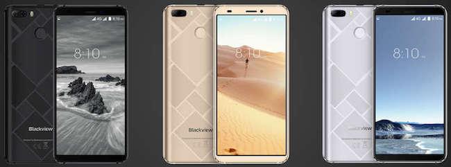 Blackview S6 - недорогой смартфон с хорошим железом!