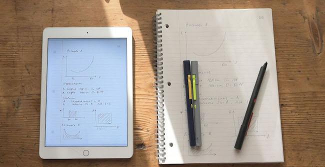 Умная ручка Neo SmartPen M1 - Почти графический планшет