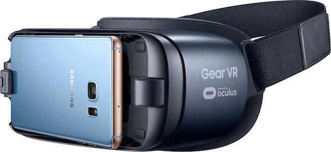 Обзор очков Samsung Gear VR SM-R325