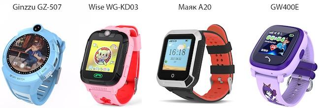 Рейтинг умных часов с GPS