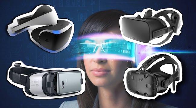 Шлем виртуальной реальности от Sony PlayStation VR – обзор с отзывами