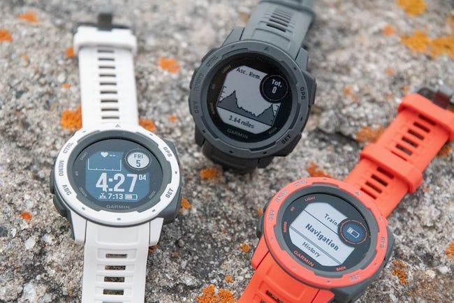 Смарт часы Garmin Instinct – обзор с отзывами