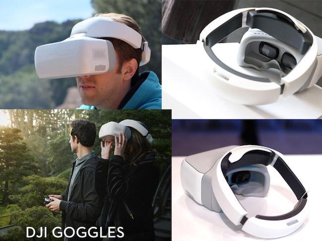 Шлем DJI Goggles – обзор FPV-полетов