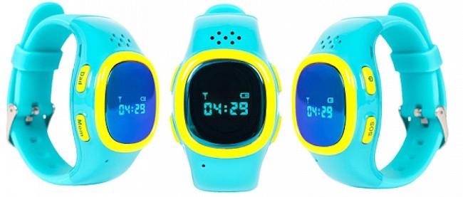 Обзор и настройка детских часов EnBe Children Watch 2