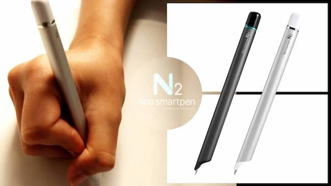 Умная ручка Neo SmartPen N2: запомнит всё - цифровая ручка с памятью