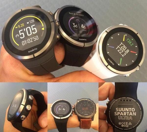 Обзор линейки смарт часов Suunto Spartan