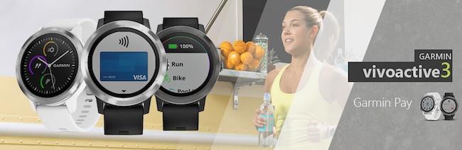 Умные часы Garmin VivoActive 3 – обзор функционала, отзывы