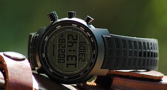 Умные часы Suunto Elementum Terra – обзор с отзывами