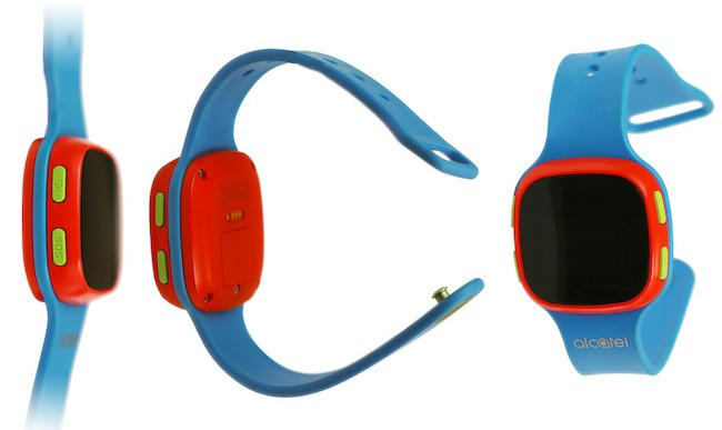 Детские часы Alcatel MOVETIME Track&Talk