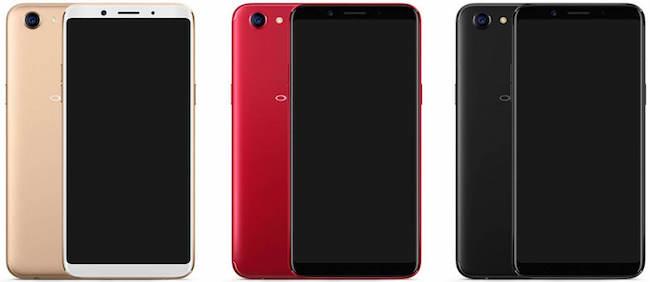 Обзор смартфона для селфи Oppo F5