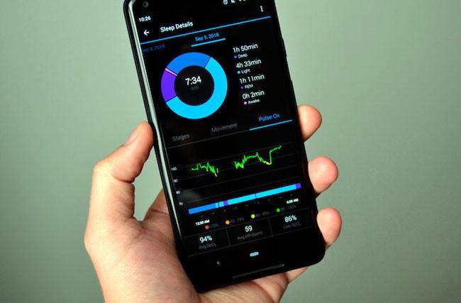 Обзор Garmin Vivosmart 4 + отзывы