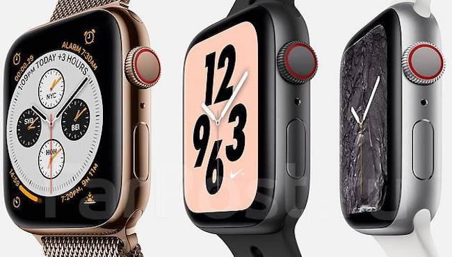 Обзор Apple Watch Series 4 Nike