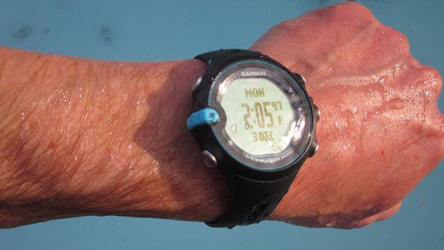 Смарт часы для плавания Garmin Swim – обзор с отзывами