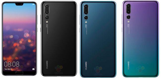 Обзор Huawei P20 Pro: камера 40mp, NFC, водозащита