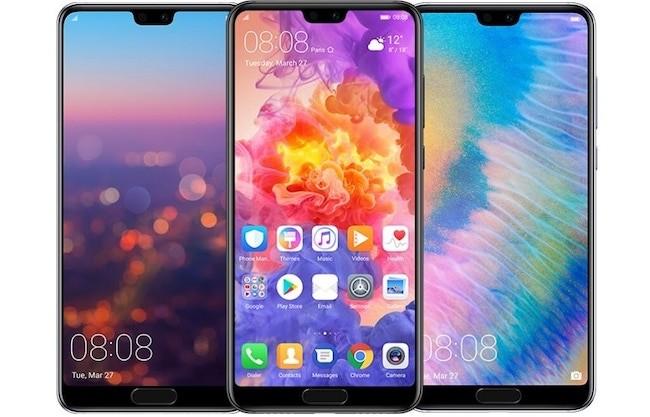 Сравнение смартфонов Huawei P20 Pro и OnePlus 6