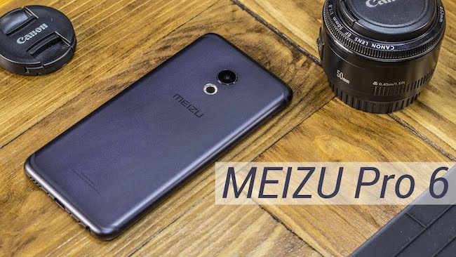 Описание смартфона Meizu Pro 6