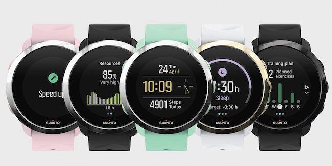 Спортивные часы SUUNTO 3 Fitness – обзор и отзывы
