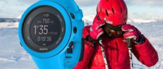 Обзор смарт часов Suunto Ambit 3 Sport с Bluetooth Smart Sensor
