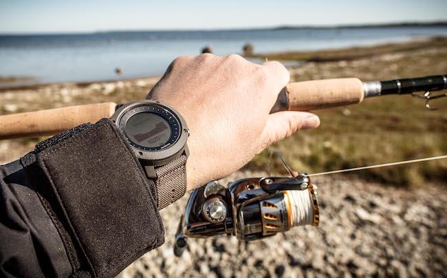 SUUNTO TRAVERSE ALPHA – Часы для охоты, рыбалки и спорта