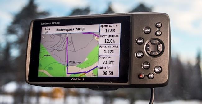 Рейтинг навигаторов Гармин для охоты и рыбалки