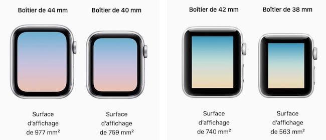 Apple Watch Series 4 и 3: сравнение дизайна, скорости и железа