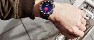 Обзор Huawei Watch 2 Sport: 4G, GPS, NFC, Wi-Fi
