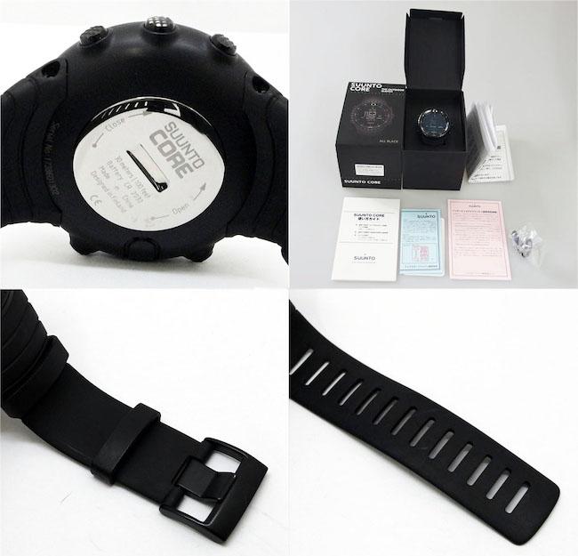 Смарт часы Suunto Core – обзор с отзывами