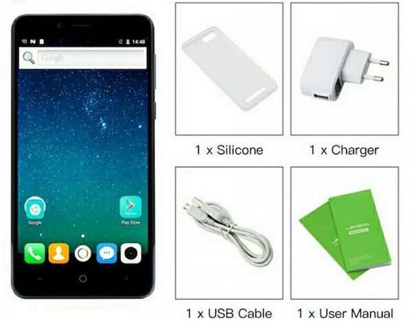 Обзор смартфона Leagoo P1 Pro