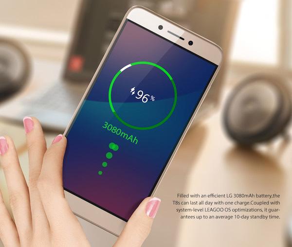 Обзор бюджетного смартфона Leagoo T8S
