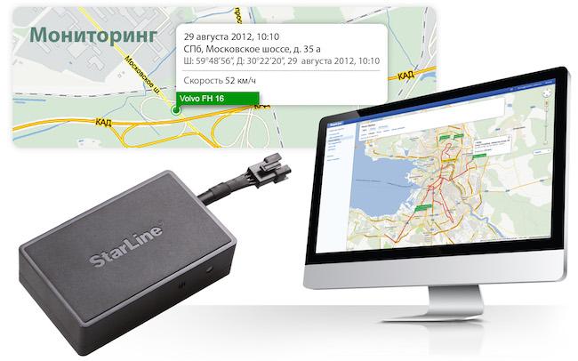Обзор GPS-маяка StarLine M17