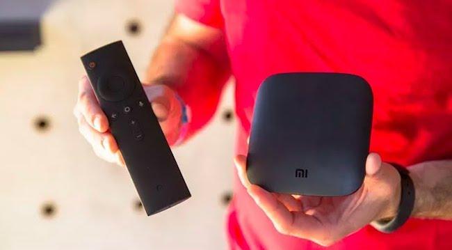 Настройка ТВ-приставки Xiaomi Mi Box S
