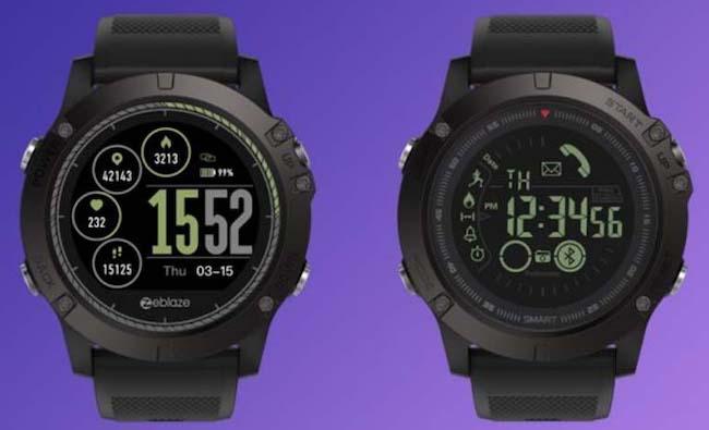 Смарт часы Zeblaze Vibe 3 и Vibe 3 HR – обзор и сравнение
