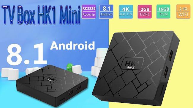 Обзор медиаприставки Tanix TX3 Mini