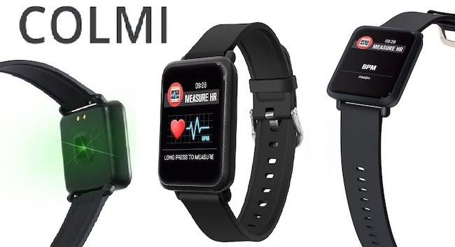 Смарт часы Colmi M28: обзор функционала