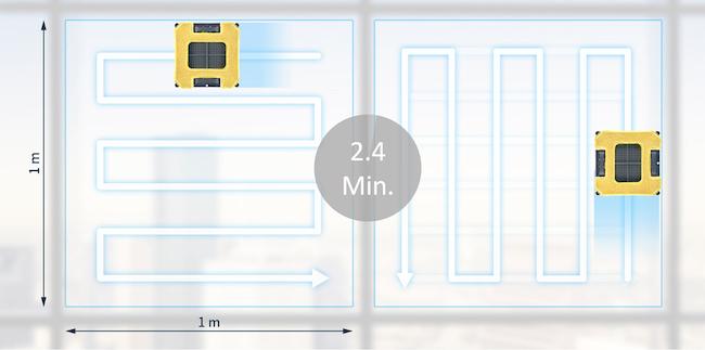Обзор HOBOT 298 - Робот для мойки окон