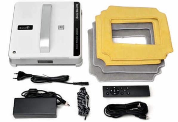 Умный робот для мытья окон iBoto Win 289