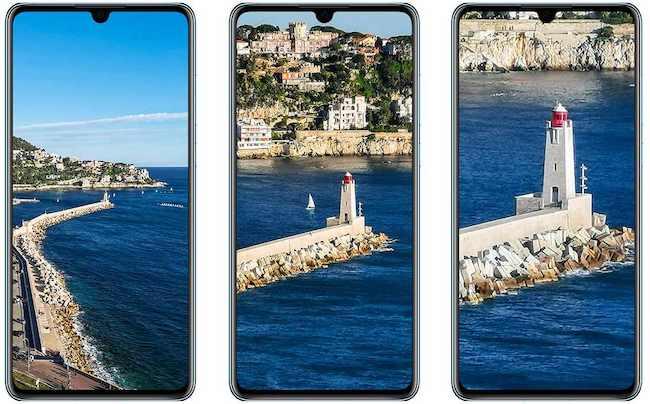 Сравнительный обзор Huawei P30 и P30 Pro